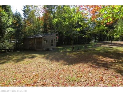 Single Family Home For Sale: 90 Moose Hill Road