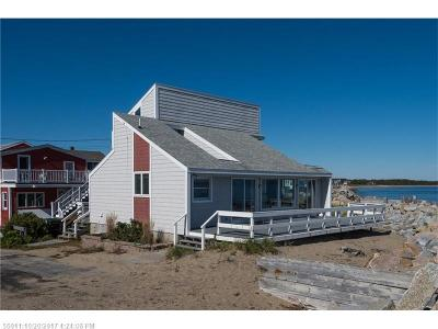 Scarborough, Cape Elizabeth, Falmouth, Yarmouth, Saco, Old Orchard Beach, Kennebunkport, Wells, Arrowsic, Kittery Single Family Home For Sale: 8 Pearl Ave