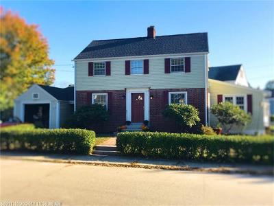 South Portland ME Single Family Home For Sale: $335,900