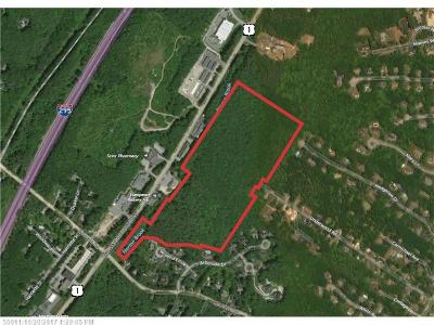 York County, Cumberland County Residential Lots & Land For Sale: 0 Johnson Rd