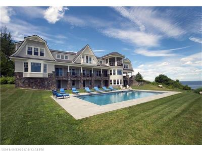 Ogunquit Single Family Home For Sale: 144 Frazier Pasture Rd