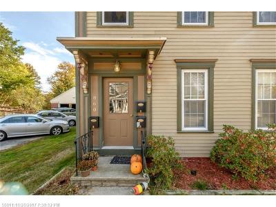 South Portland ME Multi Family Home For Sale: $519,000