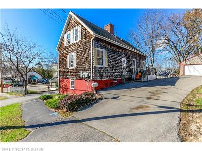 South Berwick Single Family Home For Sale: 9 High St
