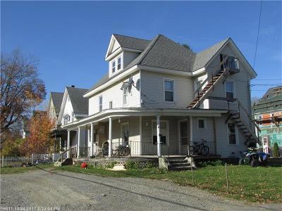 Houlton Multi Family Home For Sale: 11 Smyrna St