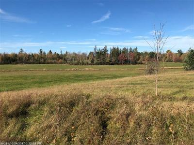 Residential Lots & Land For Sale: 499 Kenduskeag/Levant Road