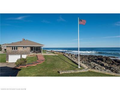 York Single Family Home For Sale: 10 Ocean Edge Ln
