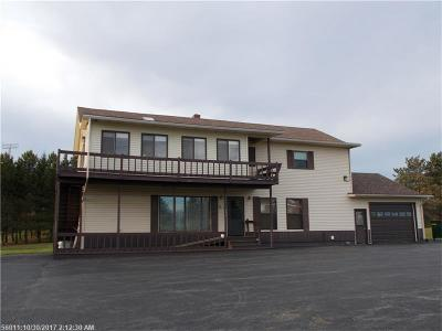 Caribou Multi Family Home For Sale: 354 Access Hwy