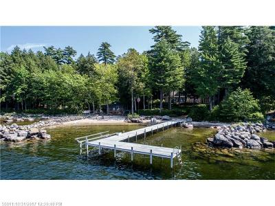 Standish Single Family Home For Sale: 127 Hearthside Rd