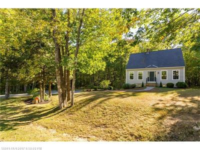 Wells Single Family Home For Sale: 12 Tuttle Ln