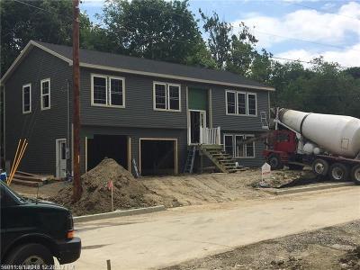 Bangor Single Family Home For Sale: (Lot 2) 25 Ellis Ct