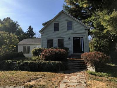Hampden Single Family Home For Sale: 80-82 Summer St