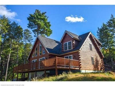 Single Family Home For Sale: 141 Pine Cone Trl
