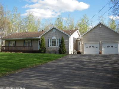 Caribou Single Family Home For Sale: 21 Raymond Joseph Ln