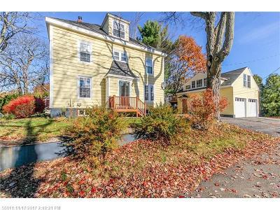 South Portland ME Single Family Home For Sale: $429,900