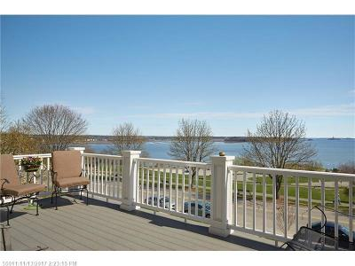 York County, Cumberland County Condo For Sale: 172-174 Eastern Promenade 2 #2