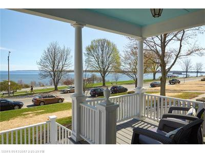 York County, Cumberland County Condo For Sale: 172-174 Eastern Promenade 1 #1