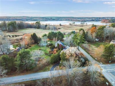 Scarborough, Cape Elizabeth, Falmouth, Yarmouth, Saco, Old Orchard Beach, Kennebunkport, Wells, Arrowsic, Kittery Single Family Home For Sale: 116 Us Route 1
