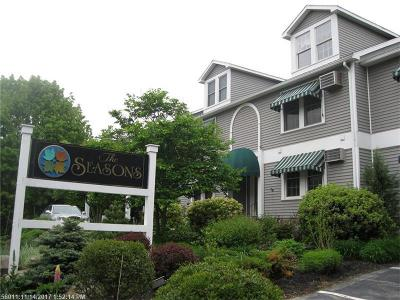 York County, Cumberland County Condo For Sale: 298 Main St 202 #202