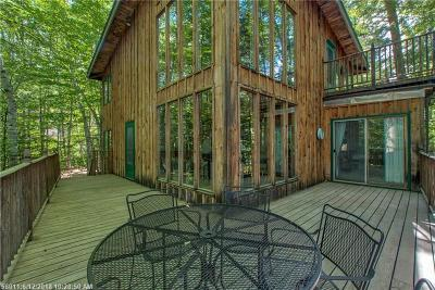 Single Family Home For Sale: 115 Moose Pond Dr