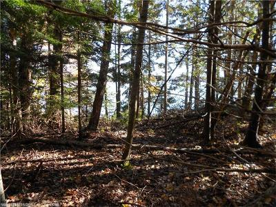 Gouldsboro Residential Lots & Land For Sale: Lot 3 Justin Ln