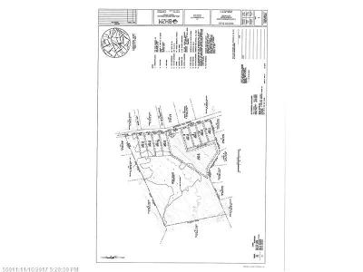 York County, Cumberland County Residential Lots & Land For Sale: 48 Lot #6 Mitchell Hill Rd