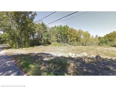 York County, Cumberland County Residential Lots & Land For Sale: 36 Adams Rd