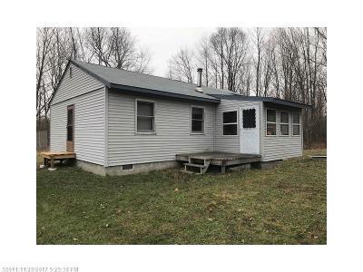 Single Family Home For Sale: 261 Philpot Ridge Road