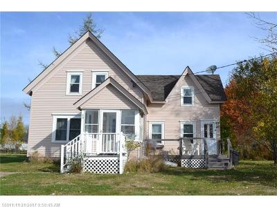 Gouldsboro Single Family Home For Sale: 10 Corea Road