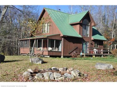 Single Family Home For Sale: 243 Hutchins Mountain Road