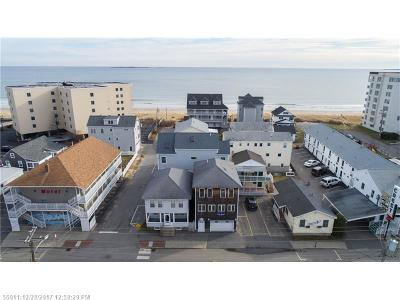 Old Orchard Beach ME Multi Family Home For Sale: $615,000