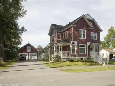 Single Family Home For Sale: 28 Davenport St