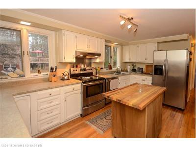 Kennebunk Single Family Home For Sale: 67 Cat Mousam Rd