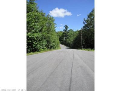 Hampden Residential Lots & Land For Sale: Lot #15 Wessnette Drive