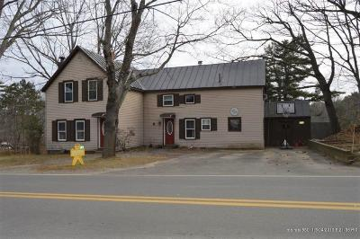 Single Family Home For Sale: 55 Monroe Hwy