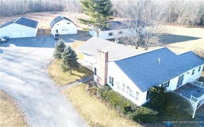 Single Family Home For Sale: 1384 Bangor Road
