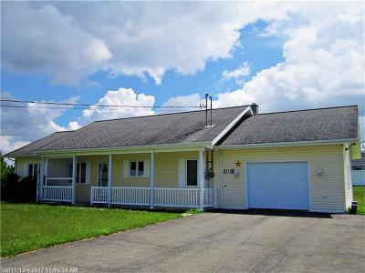 Madawaska Single Family Home For Sale: 218 22nd Ave