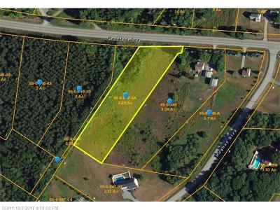Residential Lots & Land For Sale: 387 Western Ave