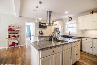 Ogunquit Single Family Home For Sale: 102 Highland Ave