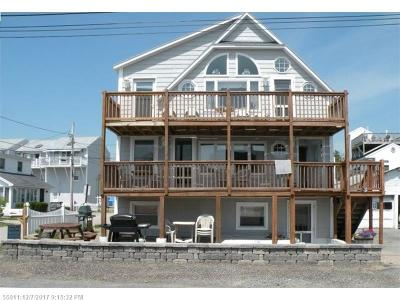 Old Orchard Beach ME Single Family Home For Sale: $950,000