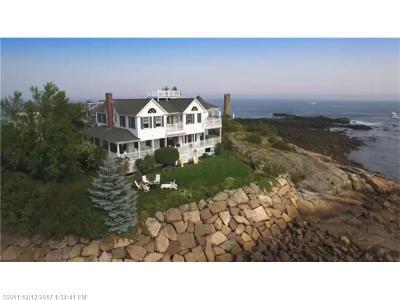 Ogunquit Single Family Home For Sale: 12 Harbor Ln