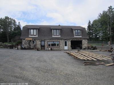 Madawaska Single Family Home For Sale: 297 Gagnon Road
