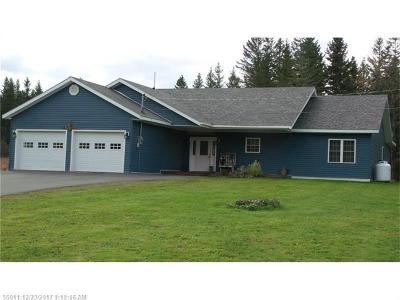 Van Buren Single Family Home For Sale: 697 Main Street