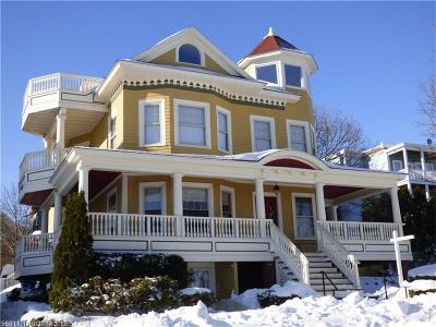 Portland Condo For Sale: 108 Eastern Promenade 1 #1