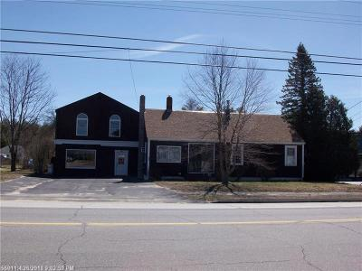 Waterboro Single Family Home For Sale: 998 Main St