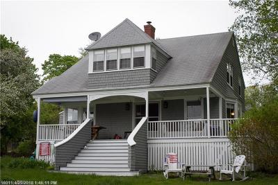 Portland Single Family Home For Sale: 52 Crescent