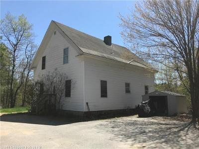 Limington Single Family Home For Sale: 286 Ossipee Trl