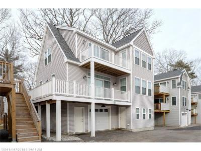 York County, Cumberland County Condo For Sale: 45 Post Rd 13 #13
