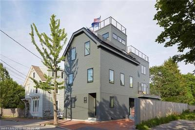 Portland Single Family Home For Sale: 30 Monument St