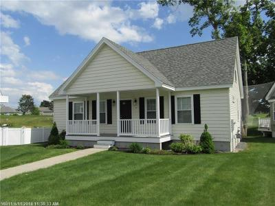 Old Orchard Beach ME Single Family Home For Sale: $319,000