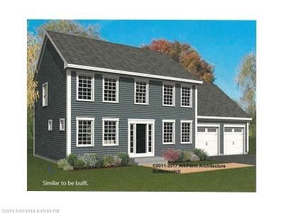 York Single Family Home For Sale: 120-0 Scituate Rd